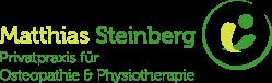 matthias-steinberg-privatpraxis-osteopathie-physiotherapie-logo-claim